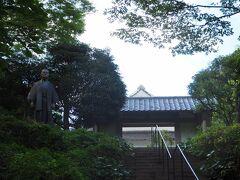 井上靖文学館。