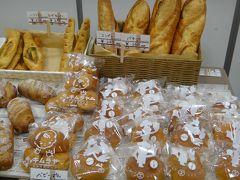 アンパンのお店だから、他はジャムパンとかコッペパンとかを想像していたら、ハード系のパンが多かったです。キムラヤの屋号ですが、普通のパン屋さんですね。