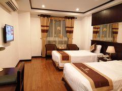3日め。  3泊した「メイ デヴィル シティセンター2」は、ツアーのスーペリアクラスのホテルでした。