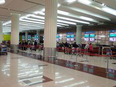 2日目。 朝7時半のベイルート行きの便に乗るため、再びドバイの空港にやってきました。ホテル滞在は本当に僅かな時間でしたが、無料の空港送迎もあり、いいホテルだったと思います。