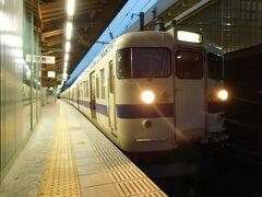 2019.08.30 熊本 さて、18きっぷが2枚余ってしまった。金曜日に夏休みをぶちこんで、始発列車に乗って関西へ行こう。