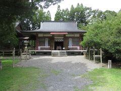 相良護国神社