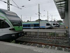 12:10  ヘルシンキ中央駅到着。