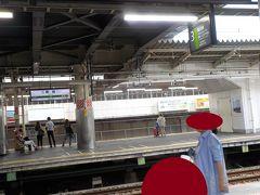 横浜線に乗り換えて町田駅で下車しました。