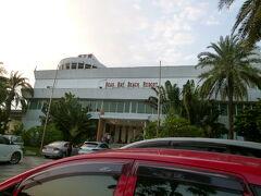 Sea Bay Beach Resort(西子湾沙灘会館)、ここからの眺めは最高