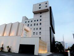 岡山へ行ってきました お宿は リーセントカルチャーホテル(岡山)