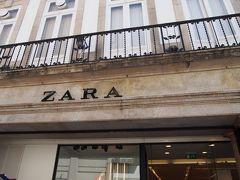 ZARA (ポルト ルアデサンタカタリーナ店)