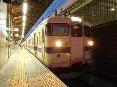 2019.09.07 熊本 熊本駅は1分乗り換え。