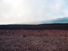 七島展望台 一面溶岩