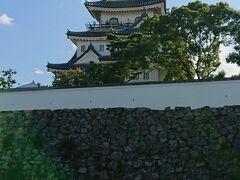 思っていたより、すごく立派です。こんな本格的なお城が岸和田にあるんですね。