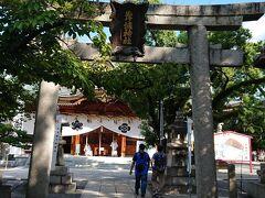 岸城神社。この神社で今朝、宮入りが行われたのですね。今は静かです。次は見てみたいなぁ。