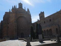 サン・エステバン修道院は1618年に完成したドミニコ会の修道院。コロンブスはここに滞在して航海術を学ぶためにサラマンカ大学に通ったそうです。