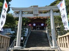 西叶神社 (11:30)  京都神護寺の文覚上人が源氏の再興を祈願して石清水八幡宮を勧請したもので、平家が滅亡しその願いが叶ったことにより「叶明神」の称号が与えられたと伝えられています。