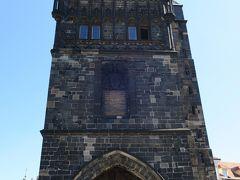 旧市街塔  これから登ります^^  100コルナ(現金のみ)