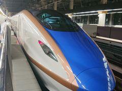 北陸新幹線つるぎ 金沢⇒富山