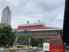 一旦ホテルへ戻って少し胃を休めます その後、MRTで「台北駅」へ ホテル最寄りの隣駅なのでアクセス抜群ですw