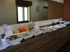 3日目。 今日から本格的なレバノン観光が始まります。まずは、朝食。