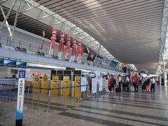 それでは仙台空港。