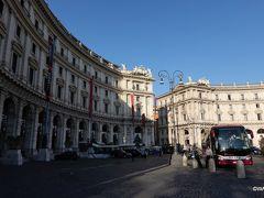 共和国広場 Piazza della Repubblica < ローマ