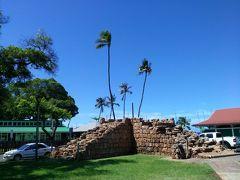 ウォーターフロント砦跡