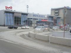 ユジノサハリンスク駅