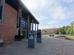 まずは、スオメンリンナ博物館で、島の歴史などを頭に入れます。