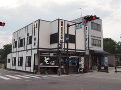 松本城の大手門の所にあった「川船」というお店に入ってみました