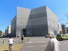 市立美術館。 クンストハレ・ムジーク