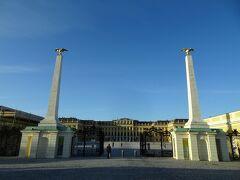 07:35 シェーンブルン宮殿