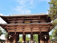 大仏殿に相応しい威風堂々とした佇まい。