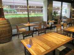 2日目 9月8日日曜日 ホテルの朝食ビュッフェは1階のレストランで6:30~10:00です。