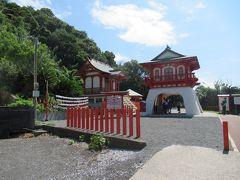 「龍宮神社」がありました。