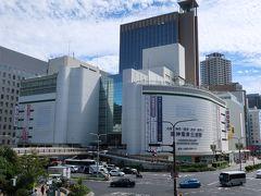 そして今回の目的・・・ 来月から神戸阪急になってしまう そごう神戸店に行ってみましょう。 すでに塔屋や壁面のSOGOの看板ははずされちゃってます。  詳しいそごう神戸店訪問記『さようなら~そごう神戸店』は↓ https://4travel.jp/travelogue/11547497