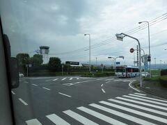 熊本交通センターから約50分で空港