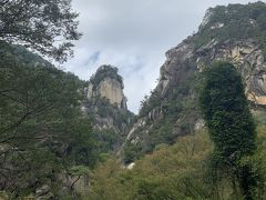 覚円峰。 昇仙峡と言えばの景色です。