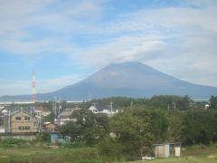 今日も大きな富士山を拝むことができました