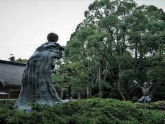 出雲大社 ムスビの御神像