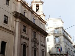 サン・カルロ・アッレ・クワトロ・フォンターネ聖堂 Chiesa di San Carlino alle Quattro Fontane サン カルロ アッレ クアットロ フォンターネ教会