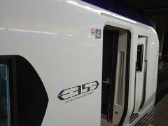 ほとんどトラブルの影響は受けずに新宿駅に到着しました。 これからはこの車両が中央線で活躍するのですね。