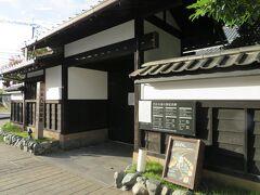 隣にある小泉八雲記念館はメンテナンスのため、この日だけ休館日でした。残念!