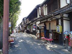 キャッスルロードは江戸時代の城下町をイメージした街並みになっています。 洋菓子屋さん、和菓子屋さん、お食事処、お土産屋さんなど、沢山のお店があり、散策するだけでも楽しいです。
