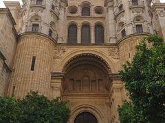 マラガの大聖堂(カテドラル)