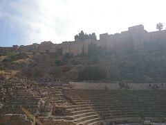 アルカサバ(城壁)