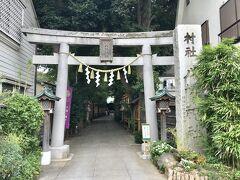 戸越銀座駅を降り、徒歩で戸越八幡神社へ。 本日の御朱印巡りは、戸越八幡神社からのスタートです。  9月に訪れるのは2度目ですが前回は大例祭のため、御朱印帳にお書入れいただけなkったので、同月内に再訪してみました。