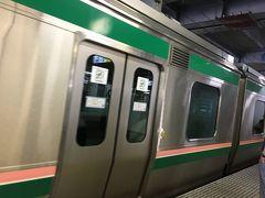 まずは15:20仙台発、原ノ町行きの常磐線に乗車です。  事前に駅すぱあと見たら、常磐線結構細かく刻んで進むようですね。 3.11の影響も拭いきれず、まだバスでの代行輸送地域もあるようですし・・・ 果たして、無事に今日中に家に着けるかしら?
