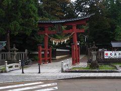 加茂駅から歩いて10分くらい青海神社