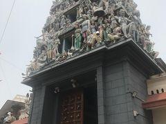 スリ・マリアマン寺院 病気を治す女神を祭るシンガポール最古のヒンドゥー教寺院。