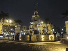 アルマス広場にやってきました(^^)/   マヨール広場とも('_'?)