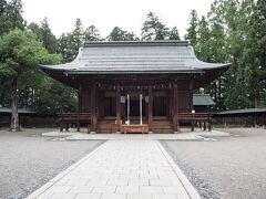 先日、新潟の春日山神社にも参拝してきましたが、春日山神社はこちらの上杉神社から分霊して創立されたものです
