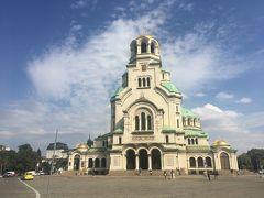 アレクサンダル・ネフスキー寺院!